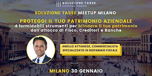 Soluzione Tasse MeetUp - Milano