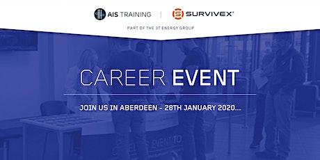 Survivex Careers Open Day tickets