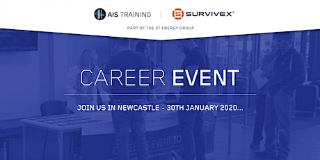 AIS Training Careers Open Day tickets