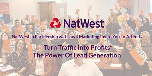 Turn Traffic in to Profits - The Power of Lead Generation