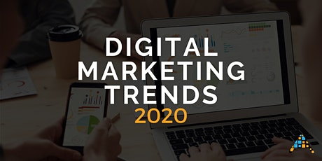 Digital Marketing Trends 2020 - Mit Virtueller Teilnahmeoption Tickets