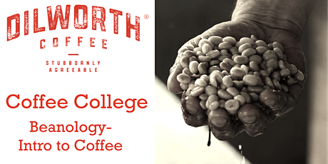 Beanology - Intro to Coffee tickets