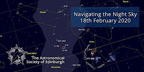 Navigating the Night Sky tickets