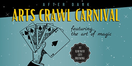 Arts Crawl Carnival tickets