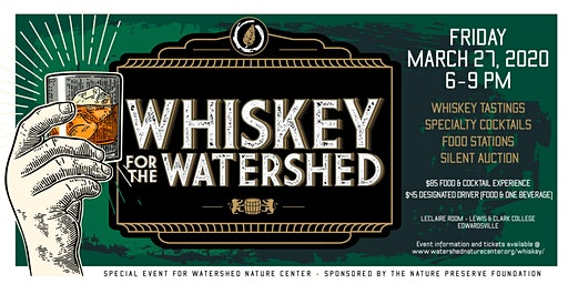 Whiskey for the Watershed
