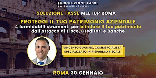 Soluzione Tasse MeetUp - Roma