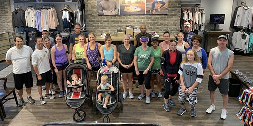January New Balance Overland Park Running Club