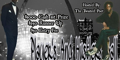 St. Louis Premiere Player's and Hustlers Ball  tickets