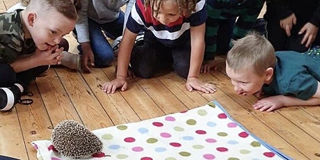 Animal Encounters: 1-1.45pm tickets