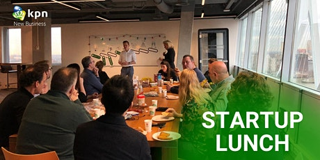 KPN Startup Monday Lunch Smart Mobility tickets