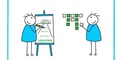 Creatieve en visuele werkvormen. De inspiratieboost voor Trainers, Adviseurs en Facilitators (1dag) tickets