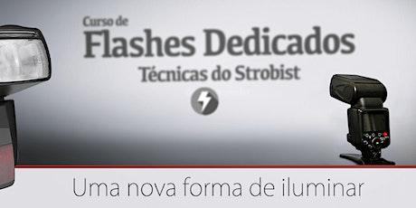 Curso de Flashes Dedicados 29/01 ingressos