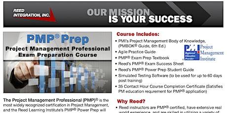 PMP Prep - Suffolk, VA - Weekend Course - Feb. 29 - March 8, 2020 tickets