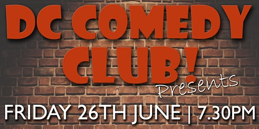 DC Comedy Club Night June 2020