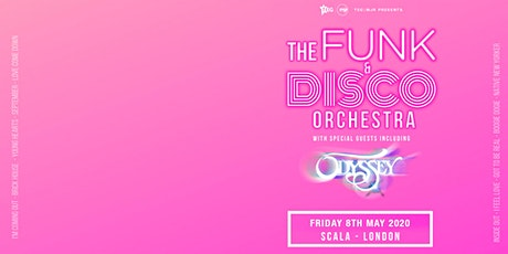 The Funk and Disco Orchestra (Scala, London) tickets