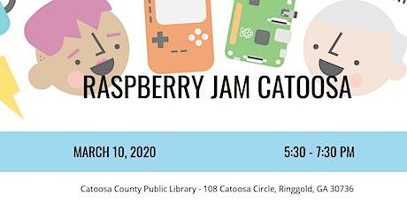 2020 Raspberry Jam Catoosa tickets