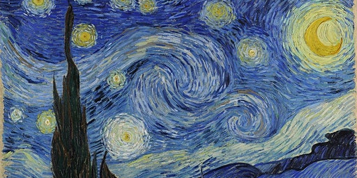 Starry Night Painting Class