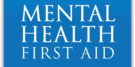 Mental Health First Aid Training for Adults tickets