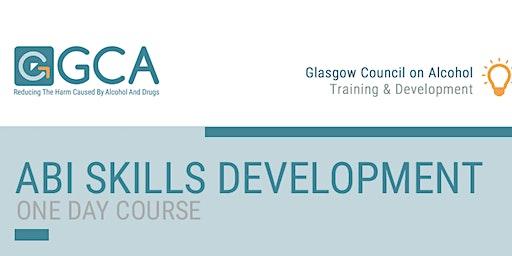 Alcohol Brief Intervention (ABI) Skills Development Training