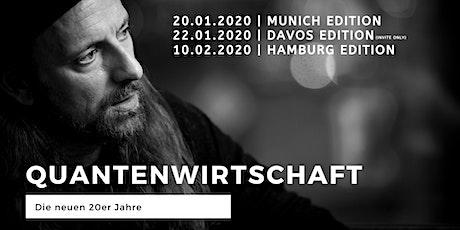 Quantenwirtschaft - Was kommt nach der Digitalisierung? Hamburg Edition Tickets