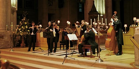 BACH CONCERTOS by Candlelight, Friday 8th May, St Martin in the Fields tickets