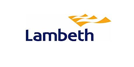 Lambeth CSC Transitional Safeguarding Training tickets