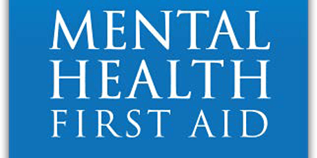 Mental Health First Aid Training for Adults That Work With Youth tickets