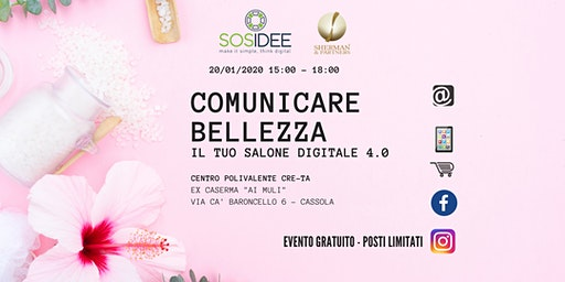 COMUNICARE BELLEZZA-SALONE DIGITALE 4.0