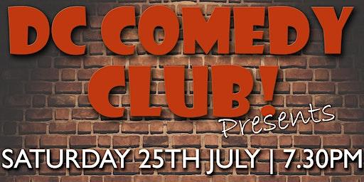 DC Comedy Club Night July 2020