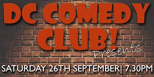 DC Comedy Club Night September 2020