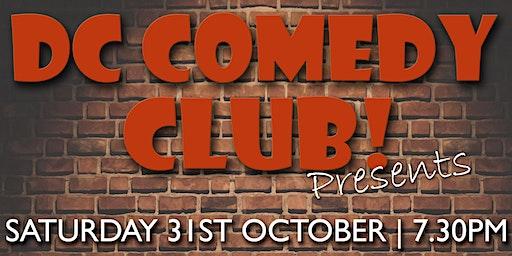 DC Comedy Club Night October 2020