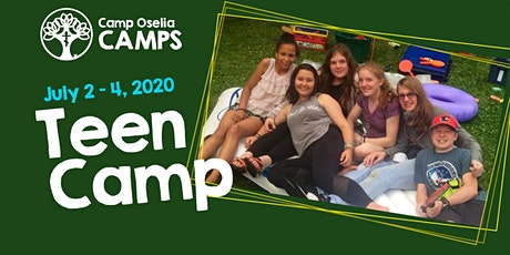 Teen Camp tickets