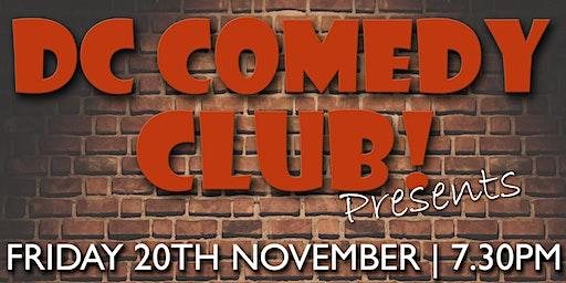 DC Comedy Club November 2020