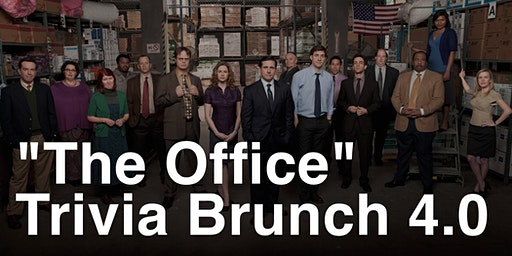 The Office Trivia Brunch 4.0 @ B.C. Brewery
