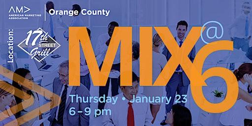 Mix@Six- New location!