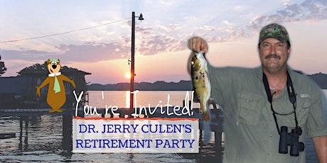 Retirement Celebration - Gerald R. Culen, Ph.D. tickets