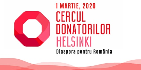 Donors Circle Helsinki | Cercul Donatorilor Helsinki tickets