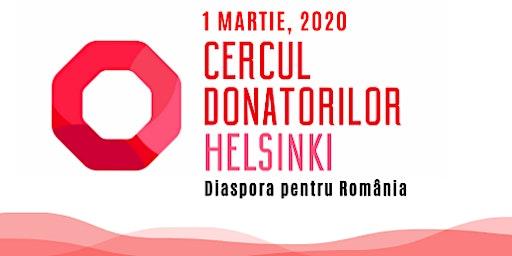Donors Circle Helsinki | Cercul Donatorilor Helsinki