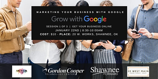 "Grow With Google Workshop - ""Get Your Business Online"""