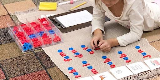 Montessori for Kindergarten
