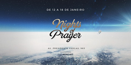 Nights of Prayer | 2020 ingressos