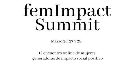 femImpact Summit 2020 entradas