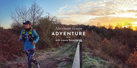 Join Laura K on a habit building, mindful fitness adventure  with BAM tickets