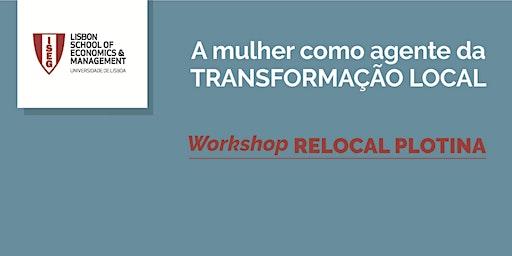 Workshop | A mulher como agente da TRANSFORMAÇÃO LOCAL