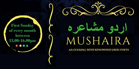 Urdu Poetry Session tickets