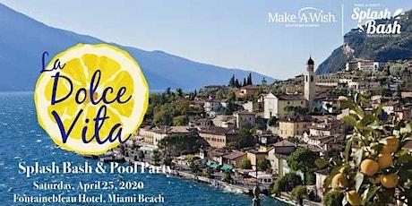 La Dolce Vita  Splash Bash Brunch  & Pool Party tickets