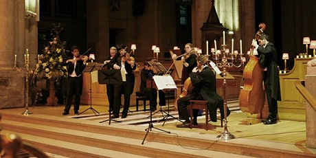 VIVALDI - THE FOUR SEASONS by Candlelight - Sat 24th October, Winchester tickets