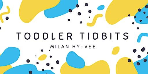 Toddler Tidbits: Frozen Treats