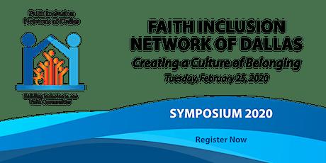 Faith Inclusion Network of Dallas (FIND) Symposium tickets