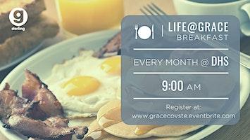 Life@Grace Breakfast